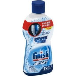 Save .55 on one Finish Jet Dry rinse aid!