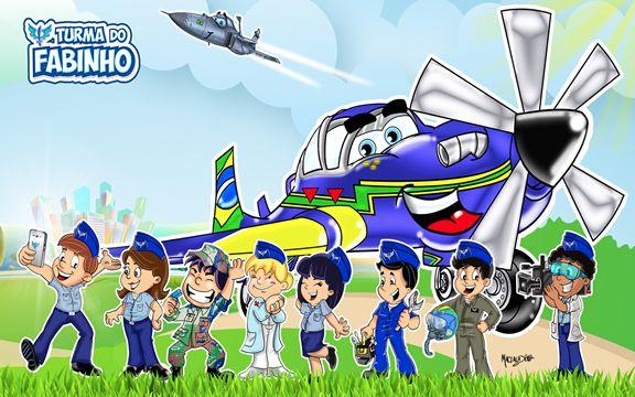 Força Aérea Brasileira — Asas que protegem o país  d57b52feef7