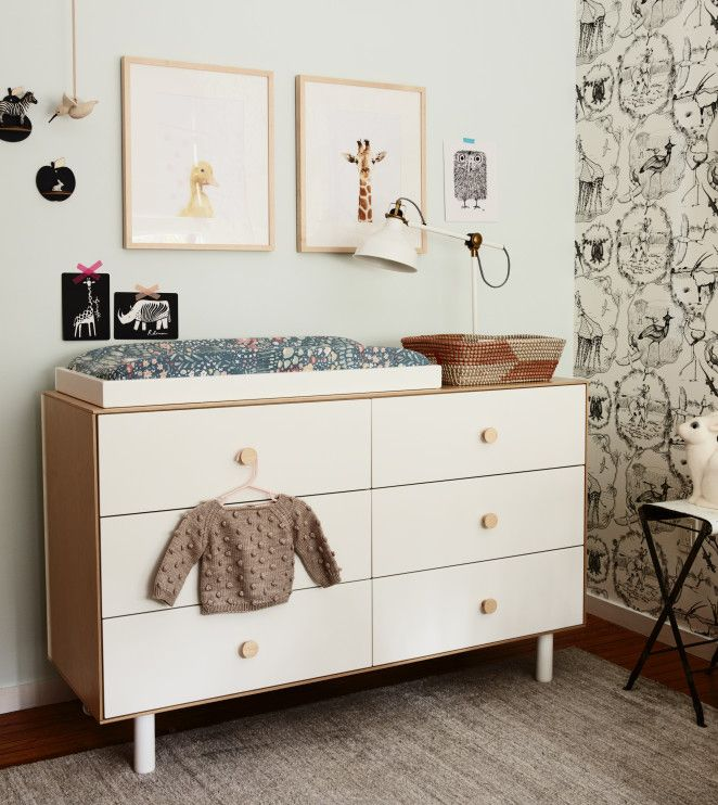 Nursery Decor Tour: Baby Changing Tables, Baby