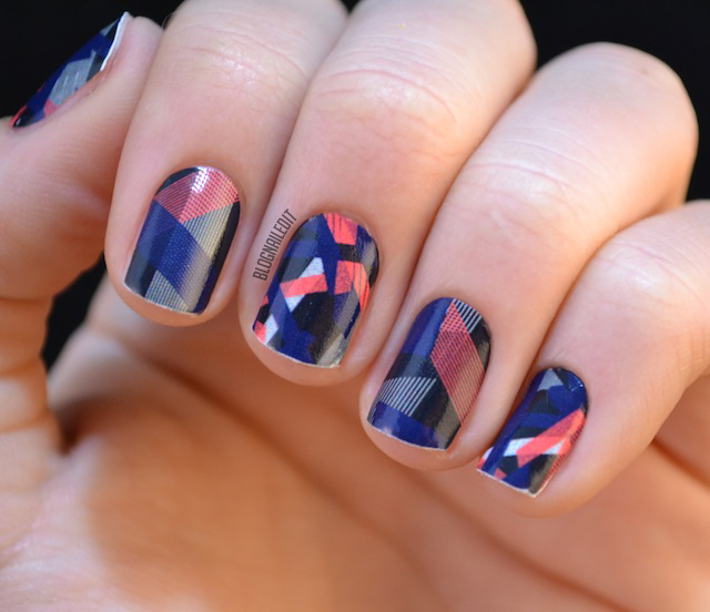 10 Crosby Derek Lam NCLA & Glamour Nail Wraps Review | Swatches ...
