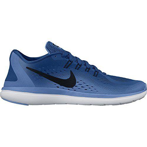 New Womens Nike Flex 2017 RN Black/Gray Sneakers Size 6.5M