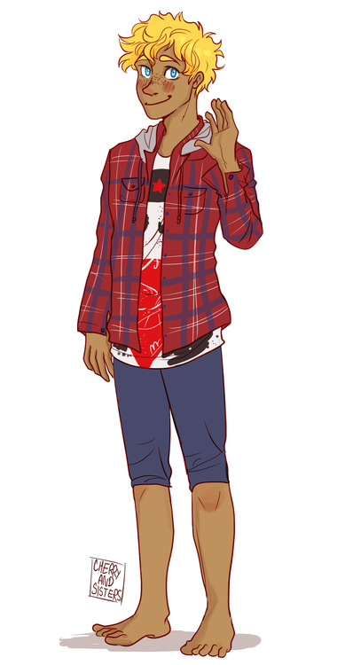 Draw your favourite character in the clothes you wore today art by cherryandsisters