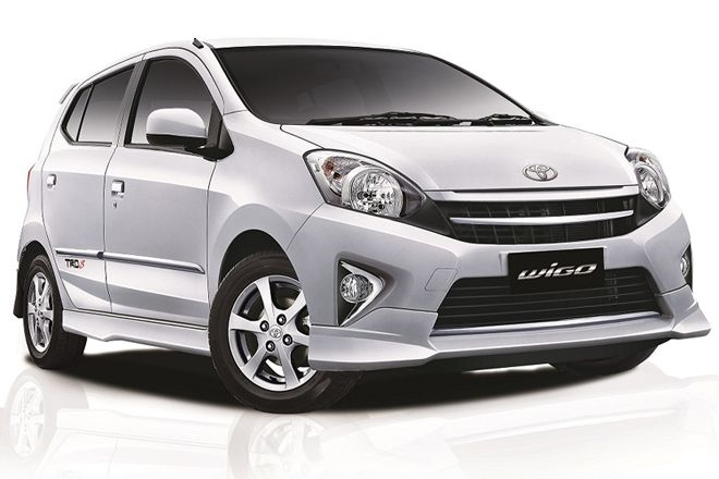 Toyota Lanka Launches Its First 1 000cc Vehicle Wigo With Images