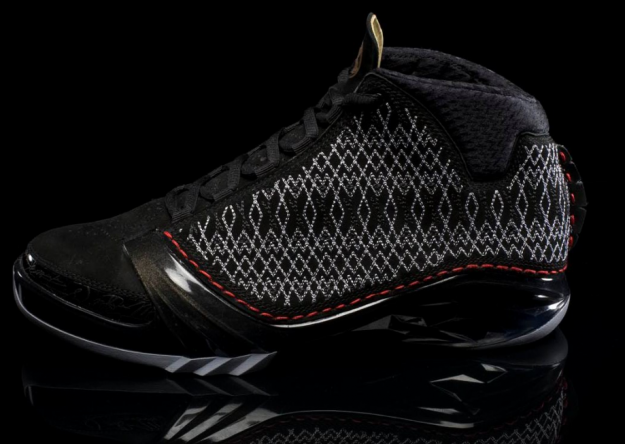 pretty nice 65ce9 5f4d5 Air Jordan 23 (XX3 or XXIII) - Stealth (Black   Metallic Silver -