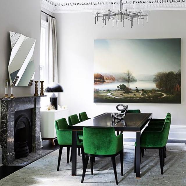 amazing dining room | beautiful and stylish dining room decor
