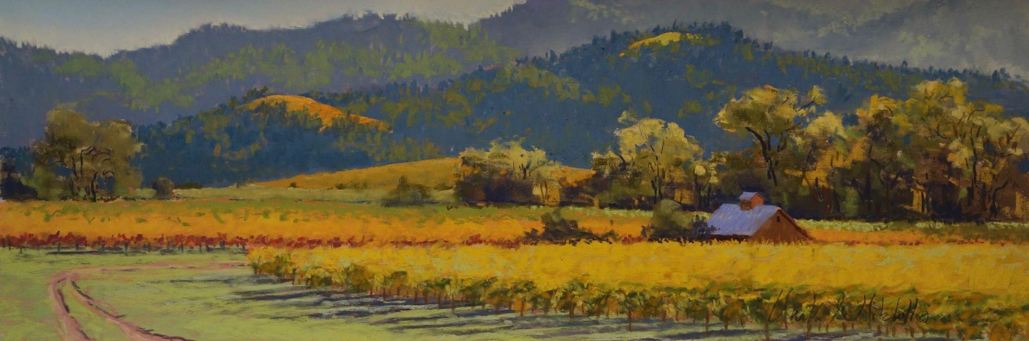 PleinAir Podcast Episode 114 Clark Mitchell on Painting