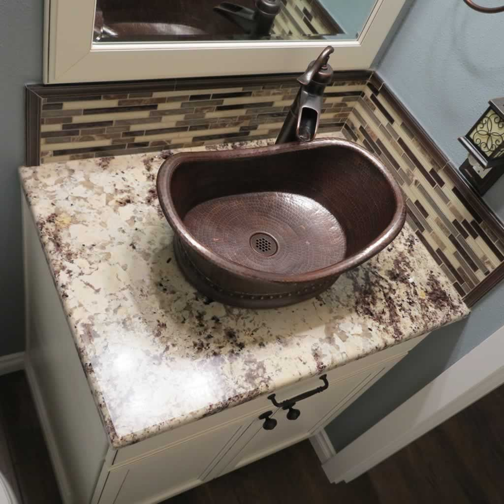 Granite Bathroom Vanity Countertops