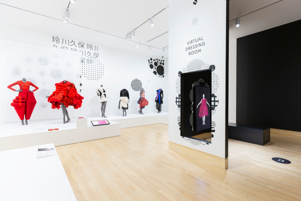 Fashion Redefined #exhibitiondesign #graphicdesign #fashion #experiential