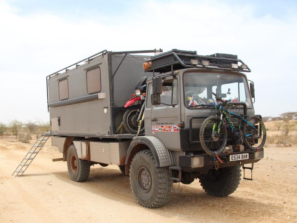 Magirus Deutz Camper Air Coolec Reliability Deutz Wohnmobil Camper