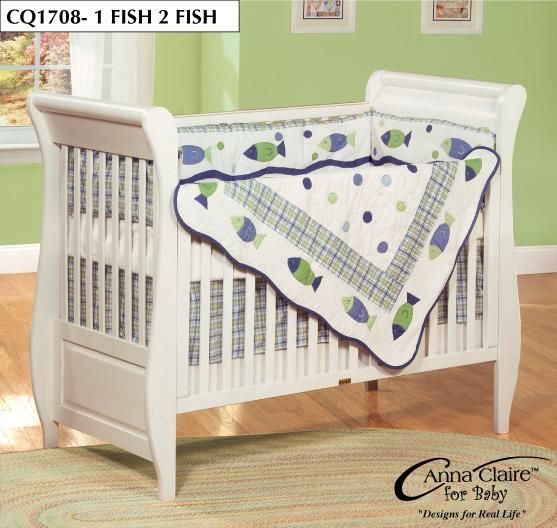 Perfect White Crib Bedding