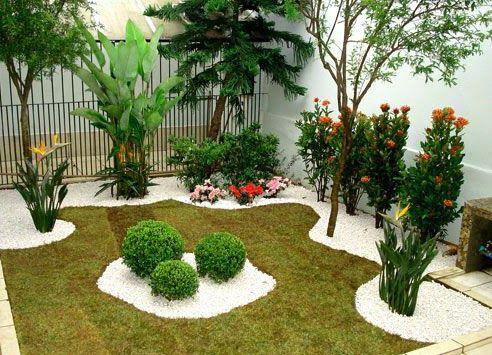 decoraciones-de-jardines-pequenos-elegantes.jpg (492×355) | jardines ...