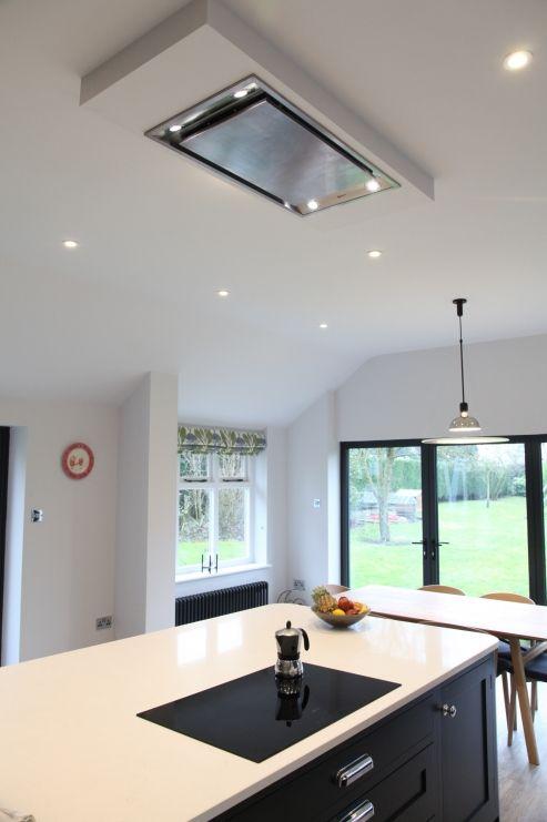 Neff Ceiling Mounted Extractor Cookerhoods Kitchen Exhaust