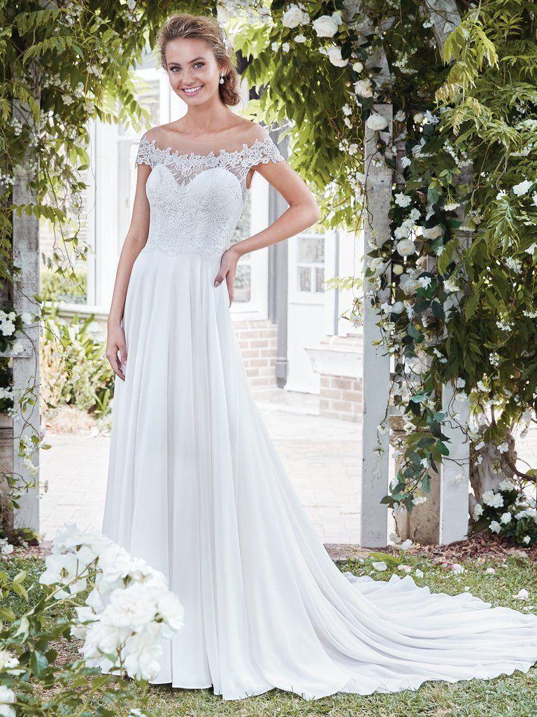 Wedding dresses com  Maggie Sottero Wedding Dresses  Vintage inspired wedding dresses