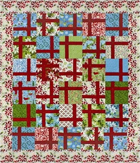 Free Pattern Day Christmas Part 2 Sewing Pinterest Ribbon