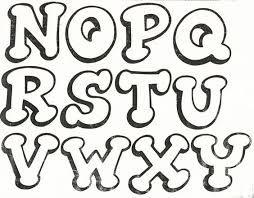 letras gorditas para carteles   Buscar con Google | letras