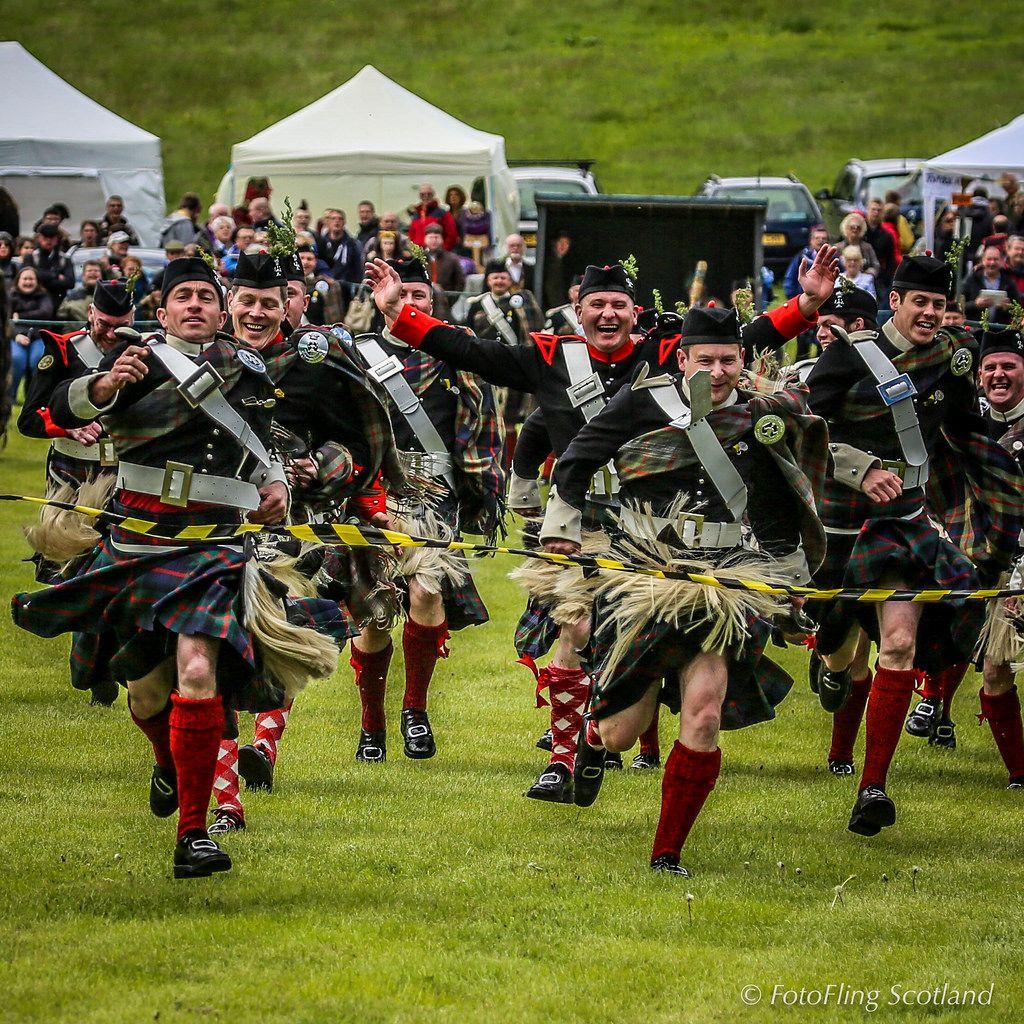 Kilt Race Kilt, Highland games, Men in kilts