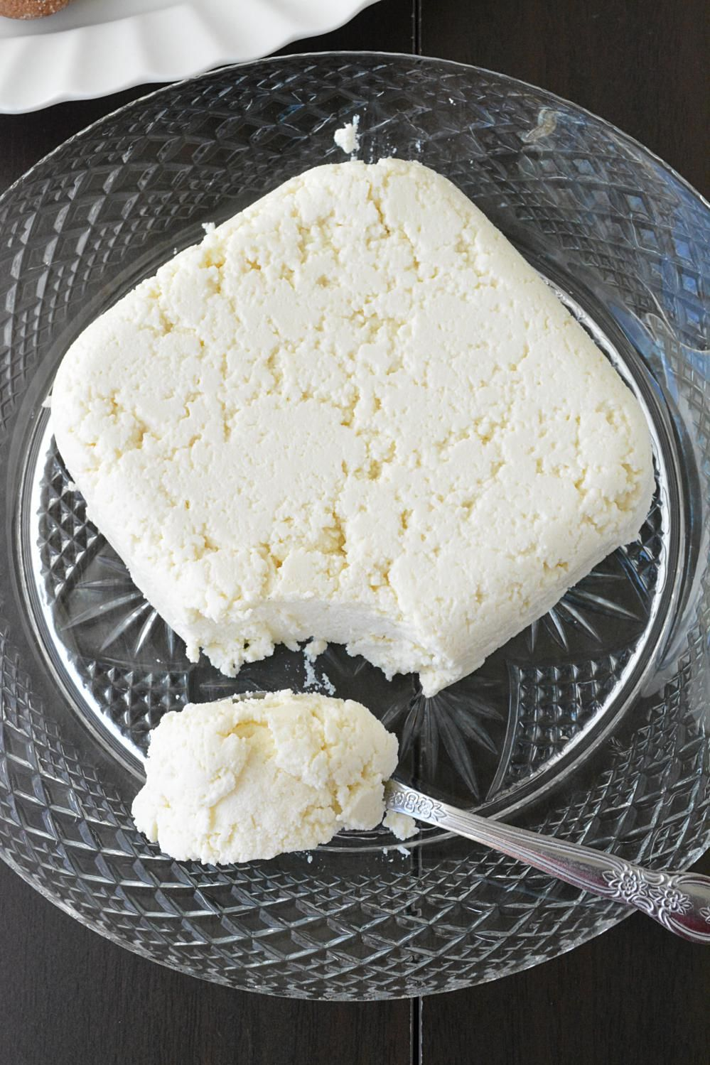 HOW TO MAKE MAWA FROM RICOTTA CHEESE IN MICROWAVE