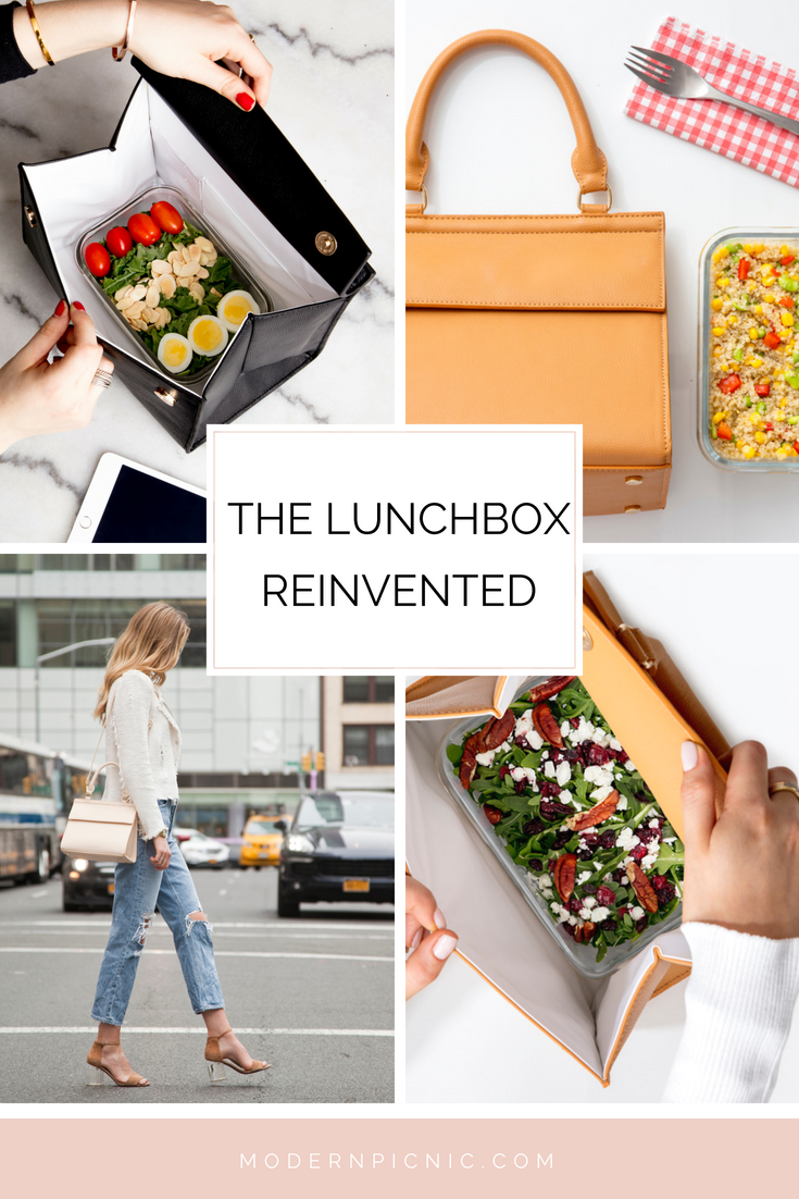 A Chic Fashionable Lunch Box Option For Women On The Go