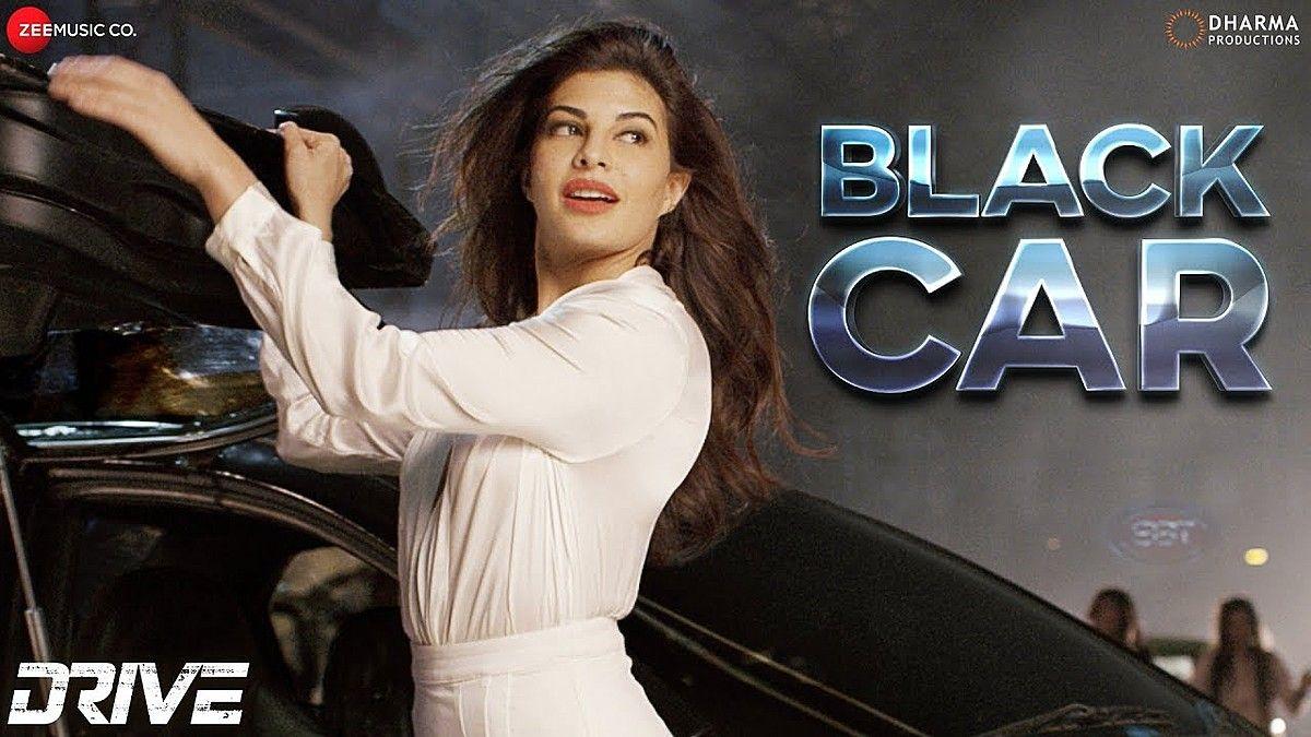 BLACK CAR LYRICS Drive Bollywood movie songs, Black