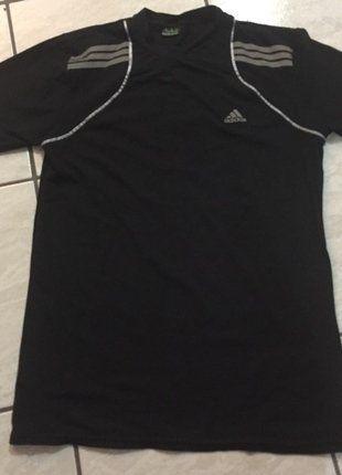 Kaufe meinen Artikel bei  Kleiderkreisel http   www.kleiderkreisel .de herrenmode sportkleidung-oberteile 139150630-adidas-sport-shirt e7449d31f2