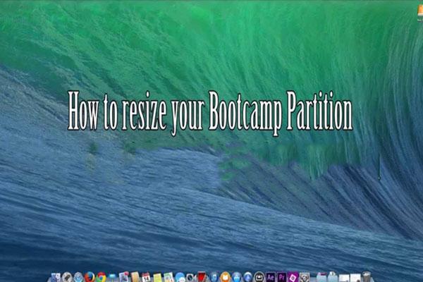Cómo Cambiar El Tamaño De La Partición Bootcamp Sin Borrar Windows App Development Companies Osx Computer Reviews