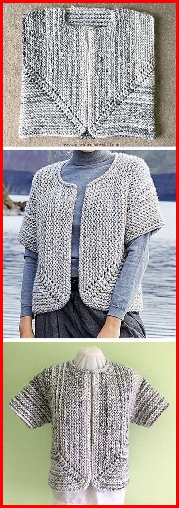 Jutka Cardigan – Free Pattern