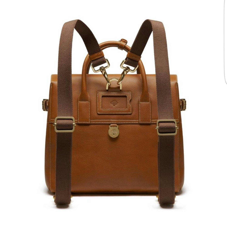 Cara Delevingne Oak Mulberry Backpack  9f1171cff533f