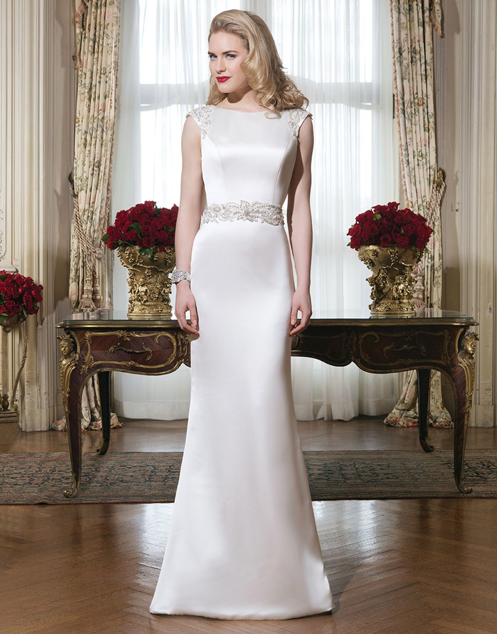 Justin Alexander Wedding Dress Giveaway - Sponsored Post | Bekleidung