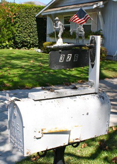 Marvelous Mailboxes of Santa Barbara - Urban Hike - Santa Barbara Edhat
