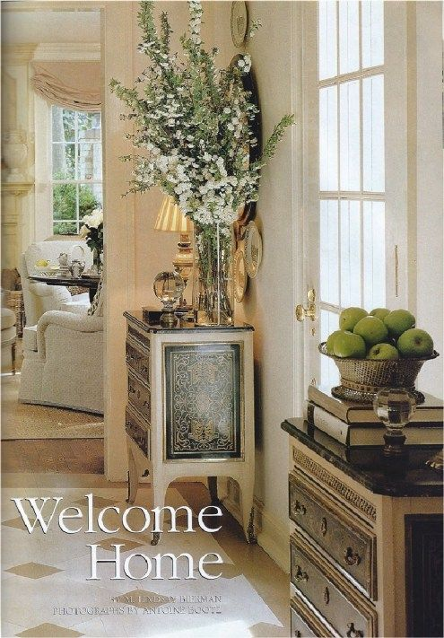 Entrance Area Country Style Living Room By Zero9 Country: 9 Best Country Styled Interiors For Your Home, Dan Carithers Design