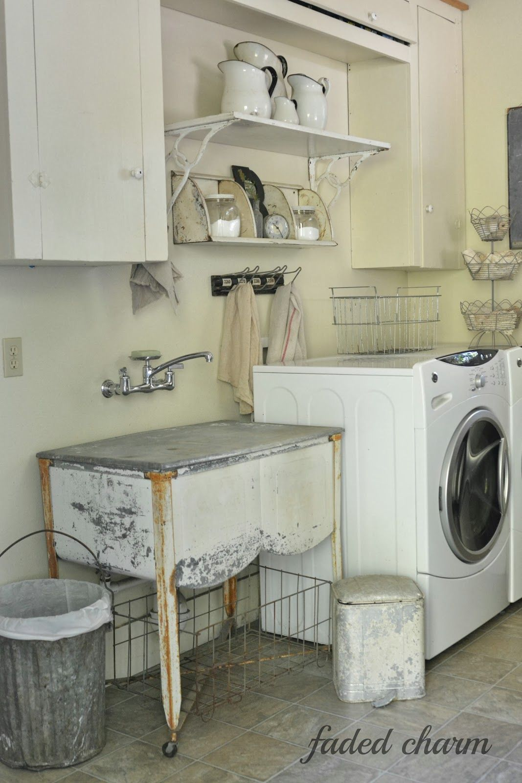 Vintage Laundry For The Home Ii Pinterest