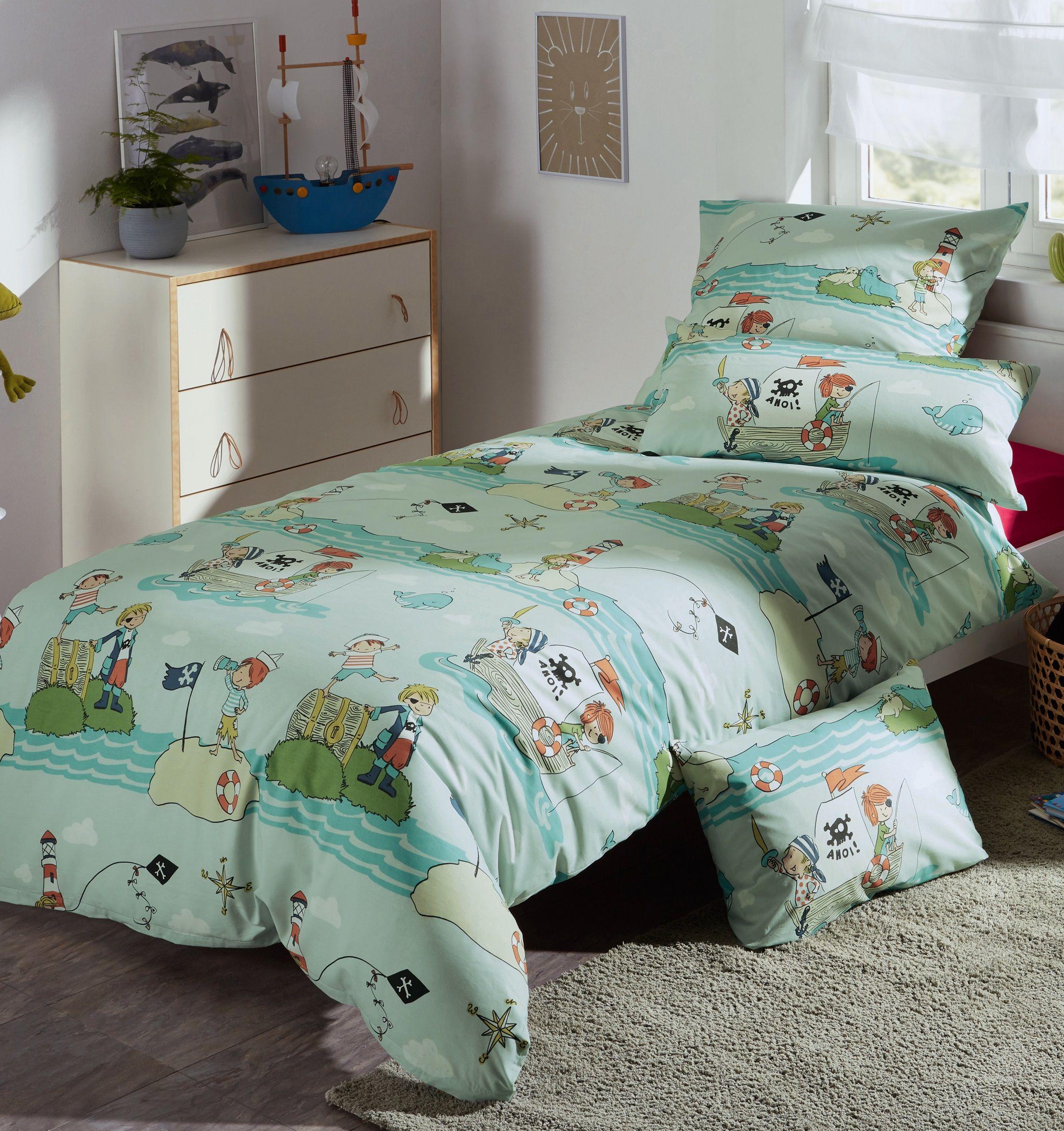 Renforce Kinder Bettwasche In 2020 Kinderbettwasche Bettwasche