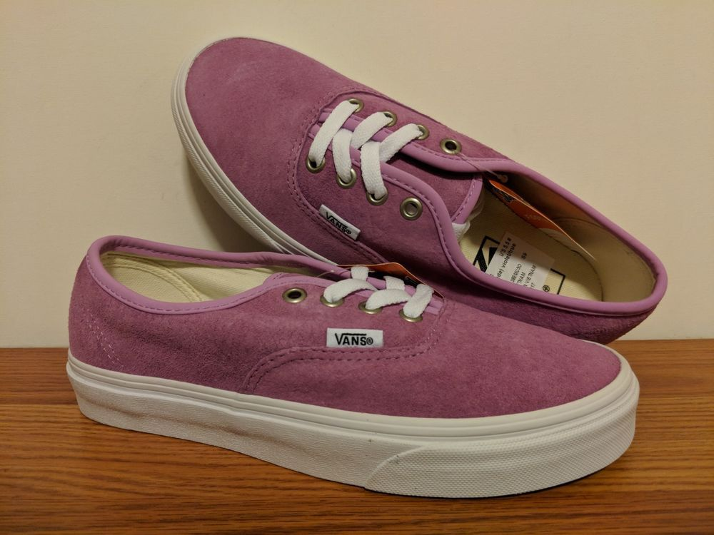 34ecabe3af VANS New Authentic Pig Suede Vault Lady size USA 7  fashion  clothing   shoes  accessories  womensshoes  athleticshoes