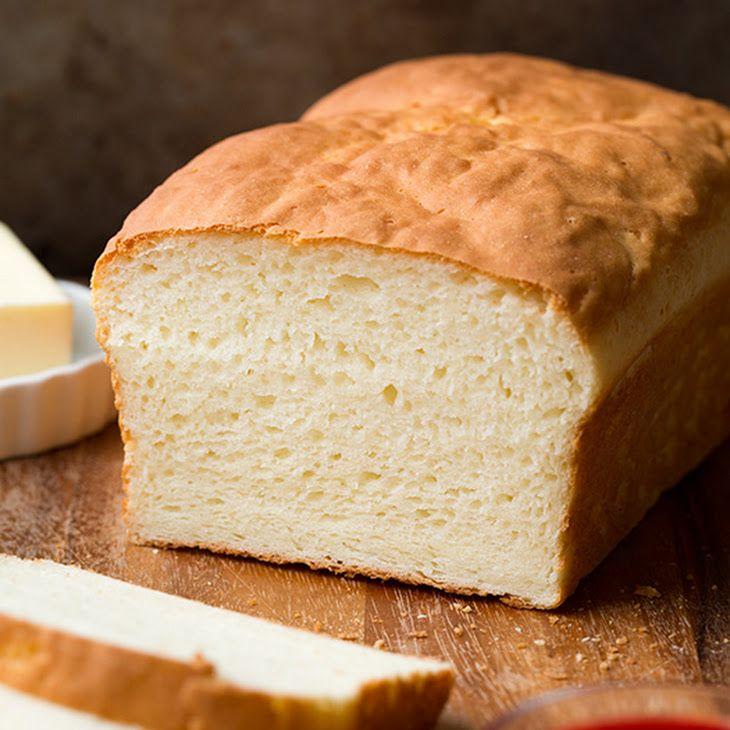 Gluten Free White Bread Recipe Gluten Free White Bread Recipe