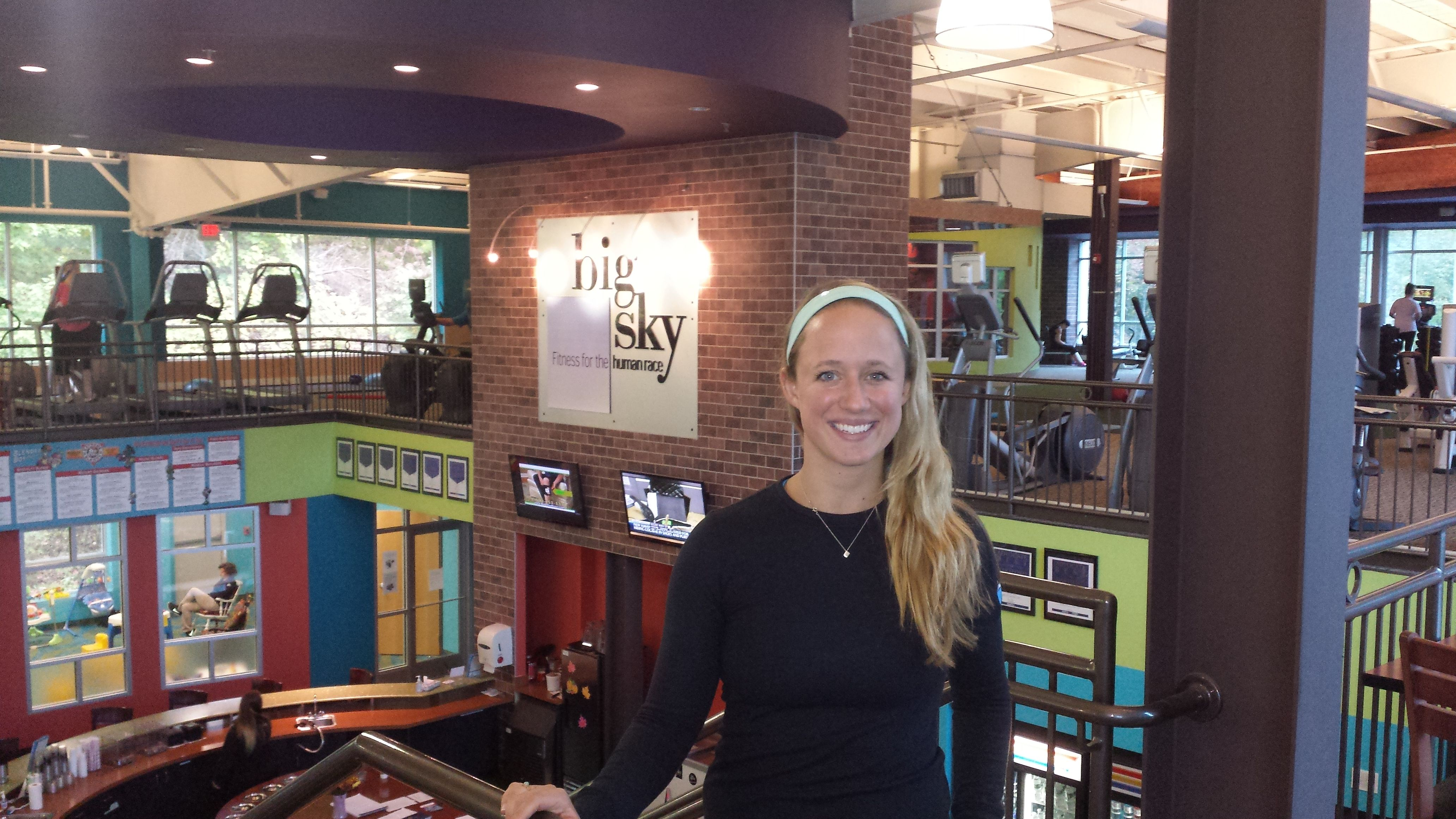 Meet our new trainer alexandra doyle you can visit