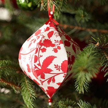 Easy Ideas for Handmade Christmas Decor Bulbs, Homemade and