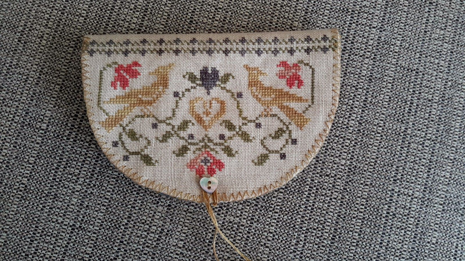 Stitching Squad: Some finishes