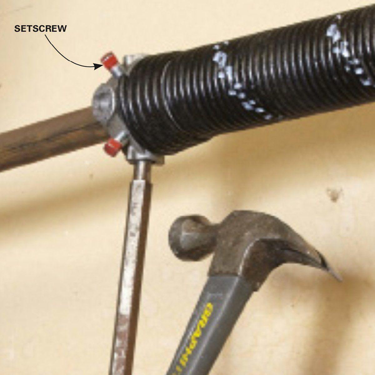 Advanced Garage Overhead Door Repairs | Overhead garage ... on Overhead Garage Door Spring Replacement  id=28945