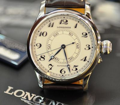 LONGINES WEEMS SECOND SETTING