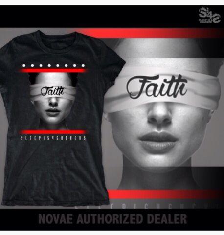 Do you have faith?   Men & Women basic tee www.novaelife.com/shatoya10