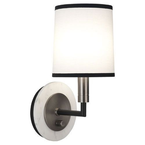 Axis Blackened Antique Nickel One-Light Sconce