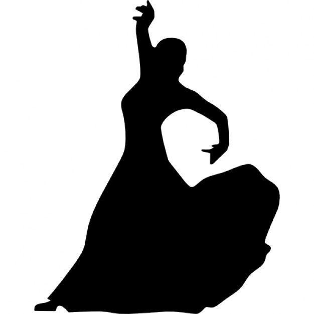 Pin De Marcilene Sousa En Flamenco Bailarines De Flamenco Pintura De Flamenco Silueta De Baile