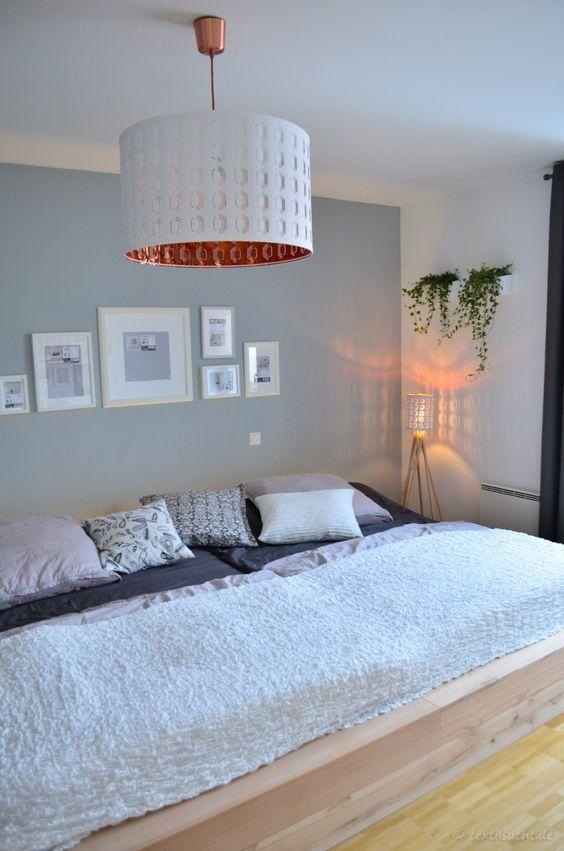 Einmal neues Schlafzimmer bitte Unser XXL Familienbett Bedrooms - schlafzimmer farben feng shui