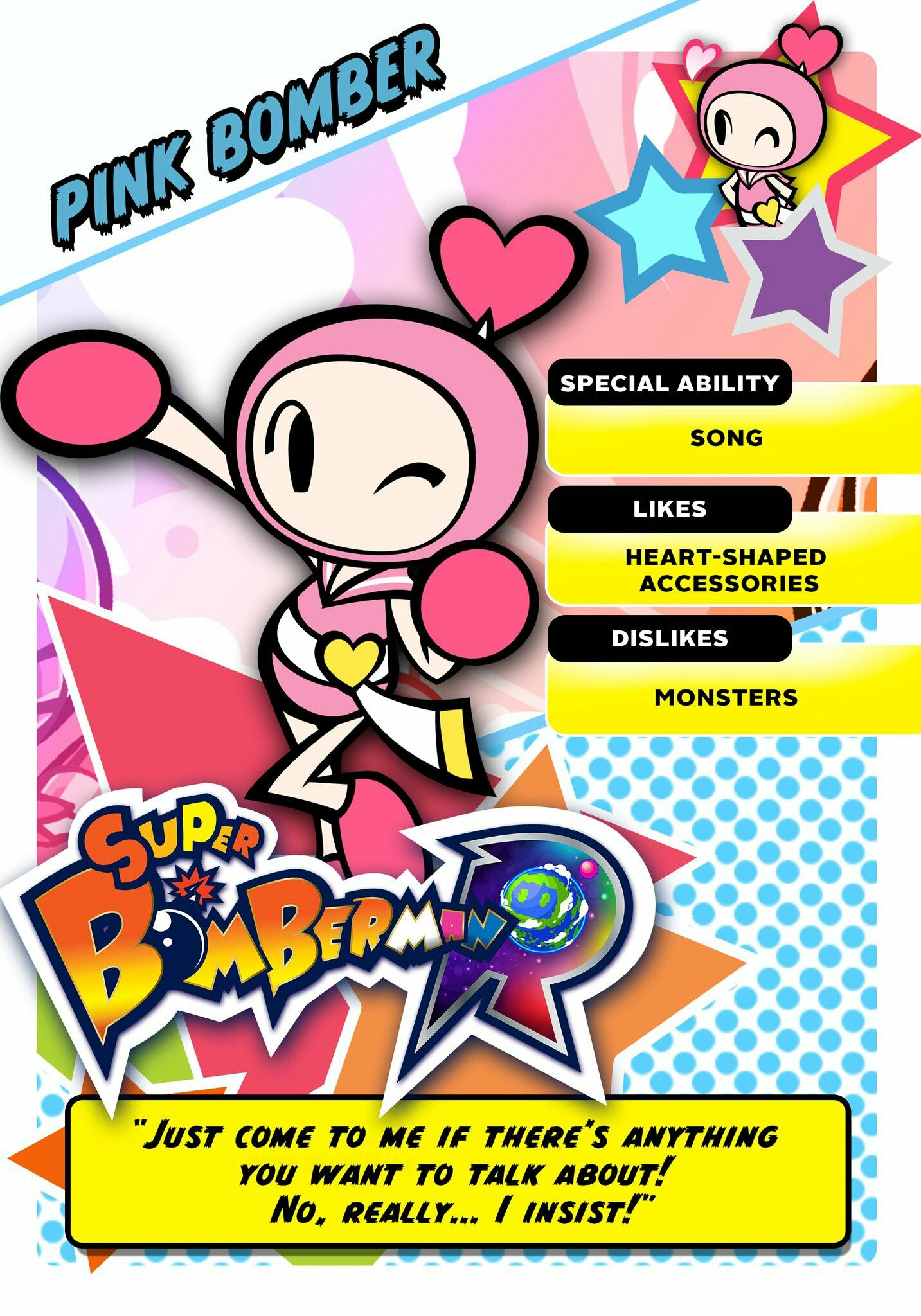Super Bomberman R Pink Bomber Bomberman, Super nintendo