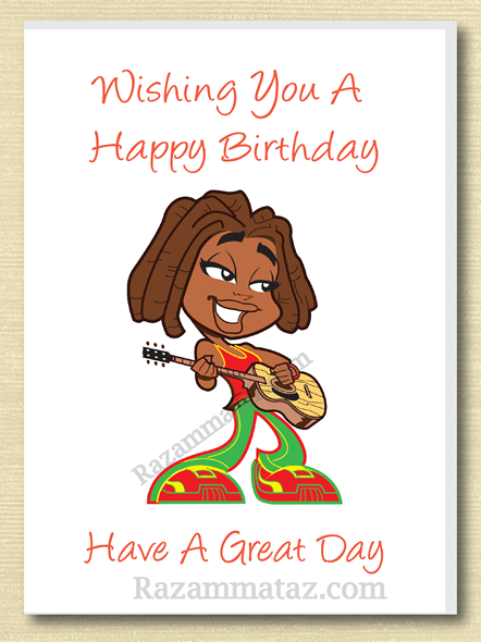 African american girl birthday card e birthday greetings african american girl birthday card e m4hsunfo