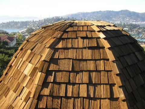Best The Twilight Of The Wood Shingle Roof 400 x 300