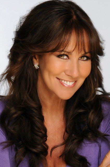 Linda Lusardi Hair Tips And Ideas Beautiful