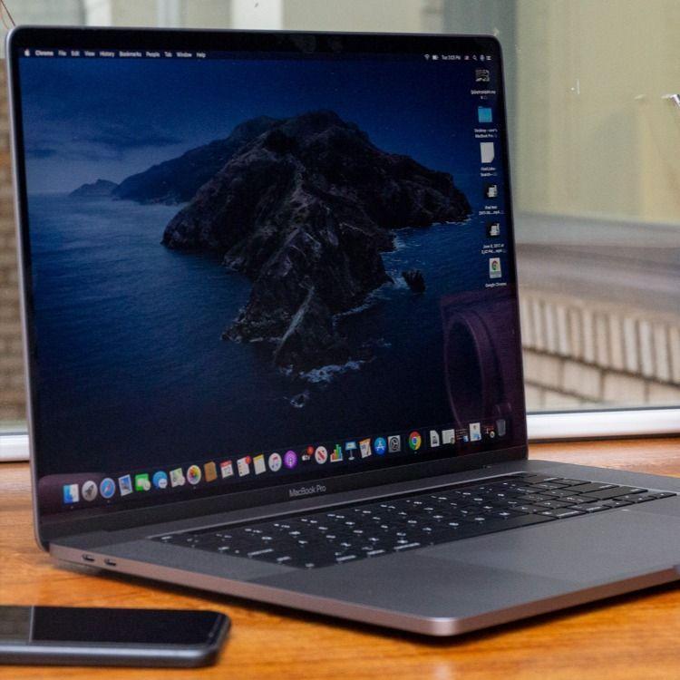 Macbook Pro 16 Inch In 2020 Macbook Macbook Pro Desktop Wallpaper Macbook