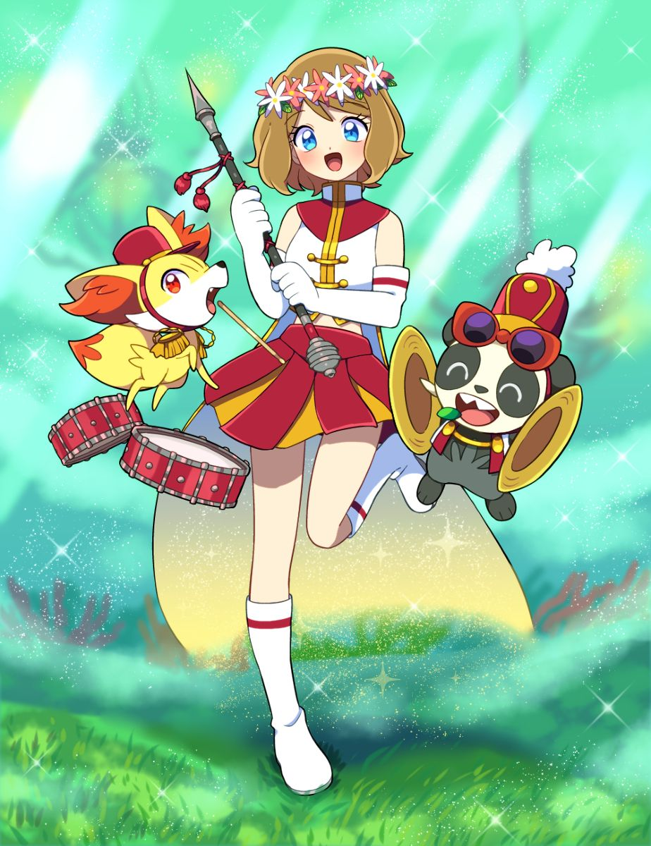 Pokemon Serena Hat   Transparent PNG Download #3342290