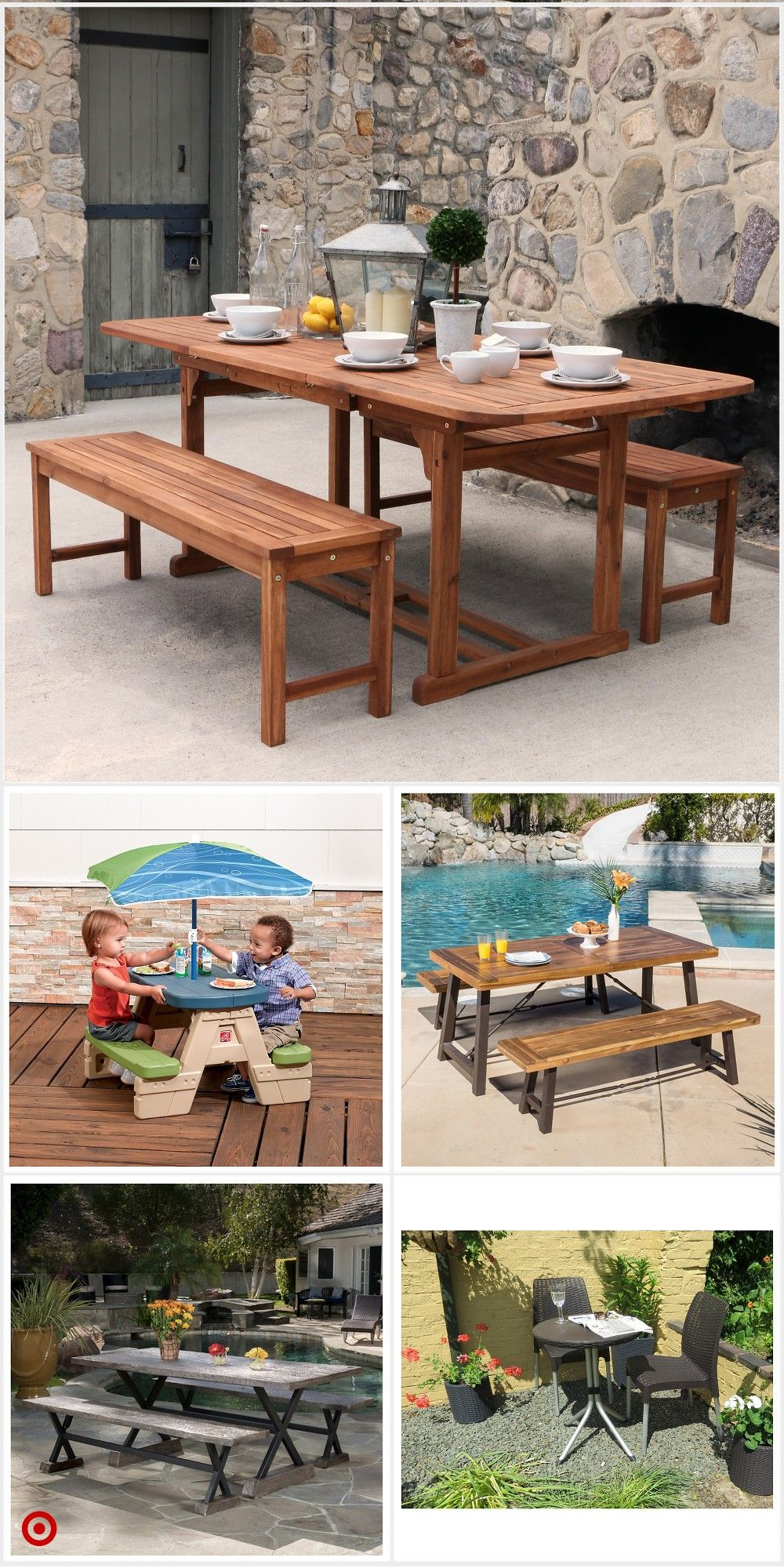 Shop Target for picnic & table you will love at great low ...